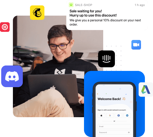 Connect AppMaster.io with all your favorite tools